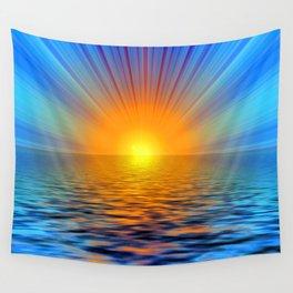 Summer Melody Wall Tapestry