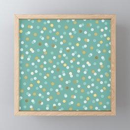 Eilin's Trendy Pattern 4 Framed Mini Art Print