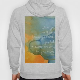 Do Things From Your Soul - Rumi Hoody