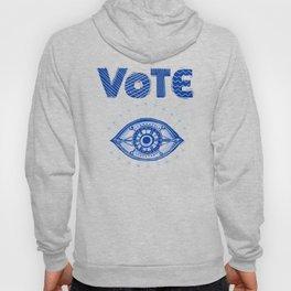 Vote Blue Hoody