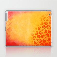 Firery Flowering Laptop & iPad Skin