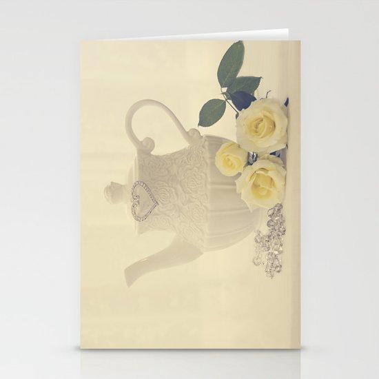 Softly Romantic Stationery Cards