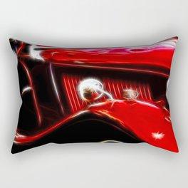 Ford V8 Rectangular Pillow