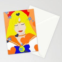 Sailor Venus/Minako Aino Stationery Cards