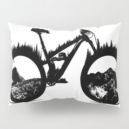 Bike Pillow Sham