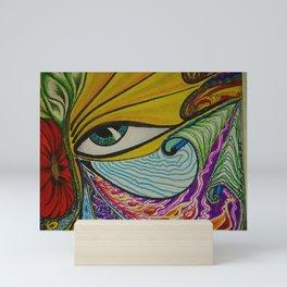 Eye (1) Mini Art Print