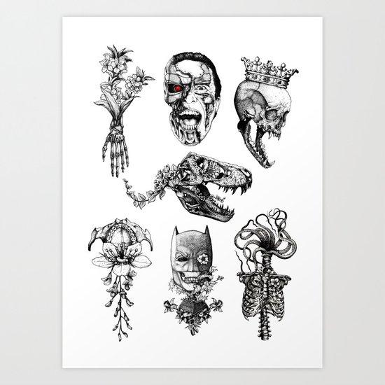 Flash Board. 2015 / 2016 Art Print