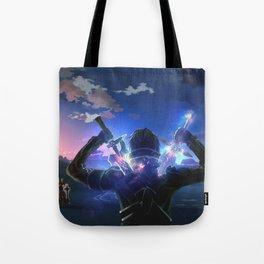 Kirito Swords art online Tote Bag