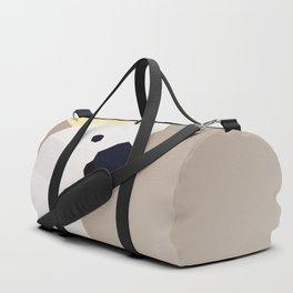 COCKATOO BIRD LOW POLY ART Duffle Bag