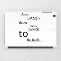 Dance... iPad Case