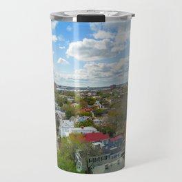 St John The Baptist Travel Mug