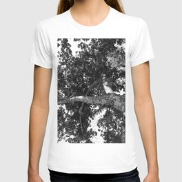 Twist tree T-shirt