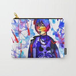 Hong Kong Boy - Bright Vibes Carry-All Pouch