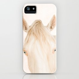 Isabella iPhone Case