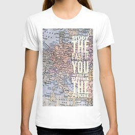 study the past T-shirt