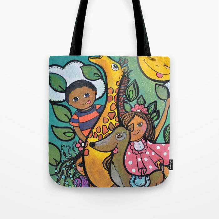 Lets play set Tote Bag