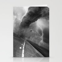 storm Stationery Cards featuring Storm by eARTh
