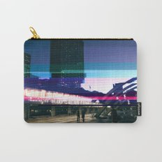 Project L0̷SS | Nathan Phillips Square, Toronto Carry-All Pouch