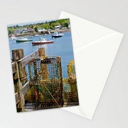 Bernard Harbor 2 Stationery Cards