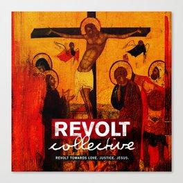 Revolt : Ancient Canvas Print
