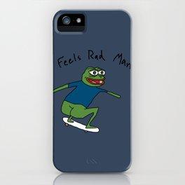 Pepe SB (rough) iPhone Case