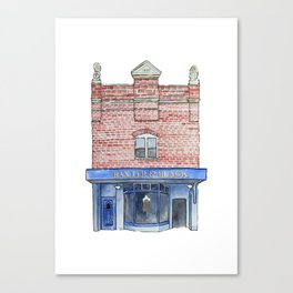 20 Enmore Rd Canvas Print