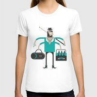 indie T-shirts featuring Back to Indie Business by Mr Panesar, Illustration & Design