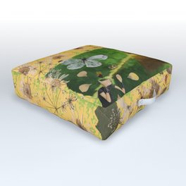 The piper at the gates of dawn. Outdoor Floor Cushion