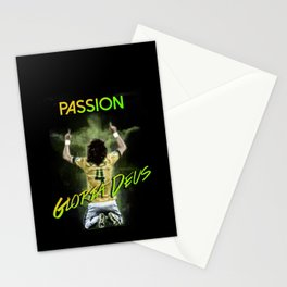 David Luiz Brazil Stationery Cards