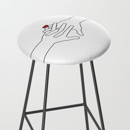 The Power of Love Bar Stool