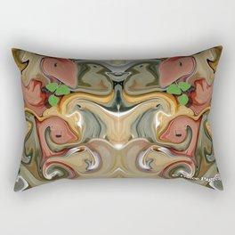 Long Time Ago Rectangular Pillow