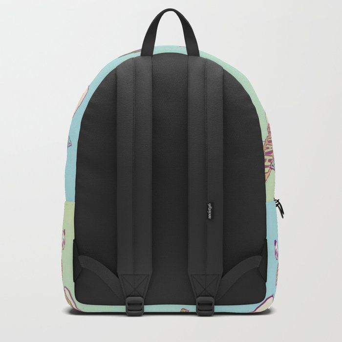Candid Candy Lady Backpack