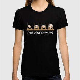 THE SUPREMES Supreme Court Justices cute T-shirt