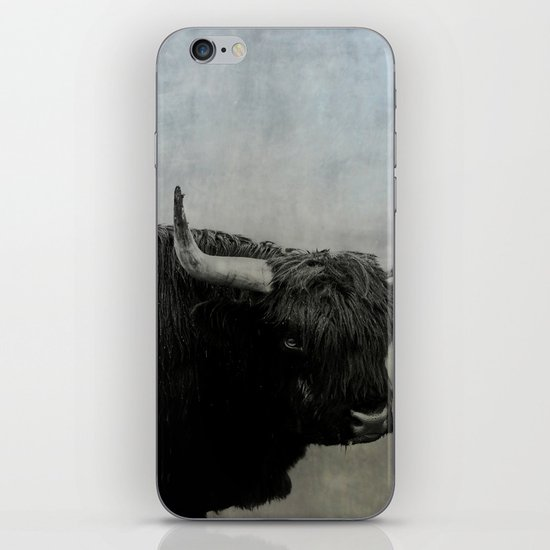 The Lumbering Beast  iPhone Skin