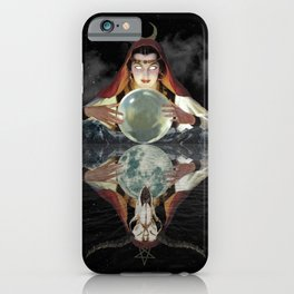 As Above So Below iPhone Case