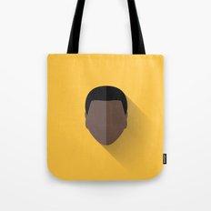 Finn Flat Design Tote Bag