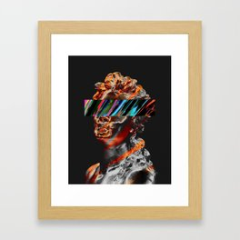 Faco Framed Art Print
