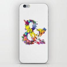 Mushroom & 2 iPhone & iPod Skin