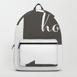 Pennsylvania is Home Backpack