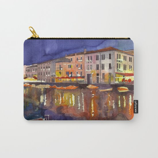 Night in Venice part 1 Carry-All Pouch