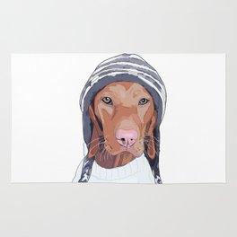 Vizsla Dog Rug