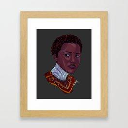 Nakia Framed Art Print