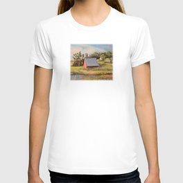 Nestled in the Farmland T-shirt