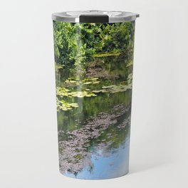 Reflections in a Pond Travel Mug