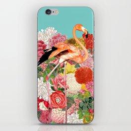 flamingo iPhone Skin