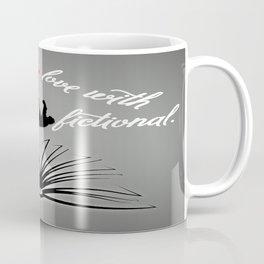 Falling Fiction (masc) Coffee Mug