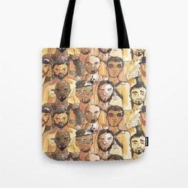 gay bears squad Tote Bag