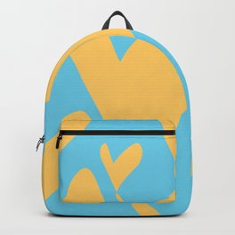 My Heart floats 2 Backpack