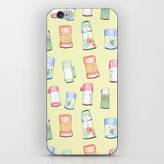 Thermoses iPhone & iPod Skin