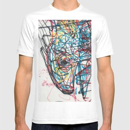 Eye 2 colour T-shirt